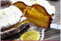 κέικ με λεμόνι