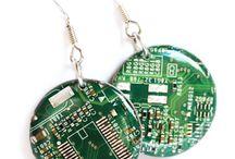 Circuitos y Electronica Reciclados