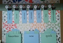 Crafty: Home Organization Ideas / by Traci Palmieri