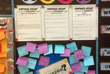 Inquiry ideas / Ideas to generate excitement and passion about inquiry
