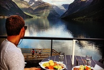 Instagram  / Shared images on Instagram with #visitnorway tags
