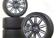 Original Aston Martin Felgen / Räder