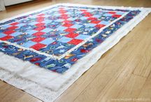 Quilting tips / by Jackie Kiser