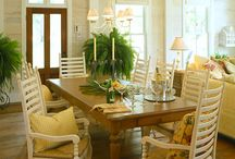 Dining Room Love! / by Peggy Keel Burton