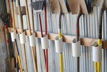 Organização de ferramentas