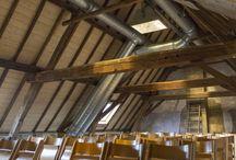 Boven & De Zolder / De sfeervolle bovenruimten & de zolder van De Roskam