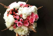 Philanthia Wedding Bouquets