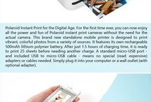 Polaroid, mobile printer