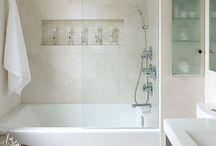 Limestone bathroom / Bathrooms, limestone