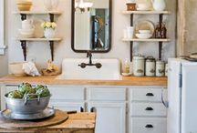 Kitchen / by Jenna Baric