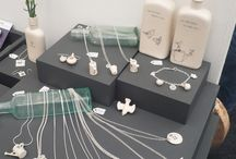 Jewellery Display ideas / Jewellery Ideas Craft show Displays