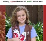 Girl Scout Brownies / Brownie Girl Scout ideas