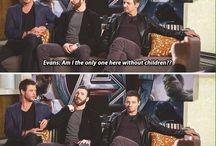 Marvel casts