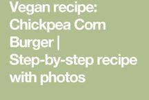 Vegan Burgers, Paté, mm
