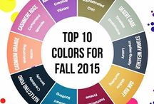 Fall winter 2015 / 2016 / fashion color and trend_ collection & idea  for fall winter 2015 - 2016