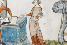 14th Century clothing
