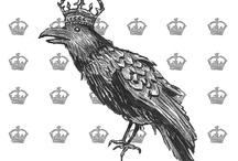 Raven and Crowns
