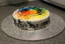 Album Cakes