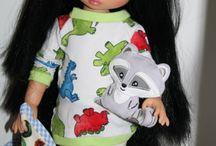 Disney animations dolls