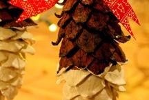 Christmas ornaments / by Cathryn Leigh