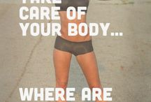 Health and Fitness...Motivation! / by Jessi Erickson