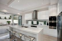 Cozinha e area serviço