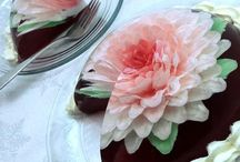 gelatine cakes