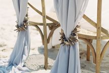Beach Wedding / If you're having a beach wedding or channeling the beach vibe in your venue look no further!