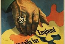 Propaganda Posters of World War II / A selection of the many propaganda posters that appeared from 1939 to 1945.