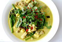 Recettes de cuisine thaï