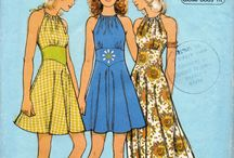 '1970 dress