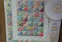 quilts / by Helen LeBrett