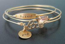 Pretty jewelry / by Becky Brandt