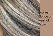 Blond/Brown