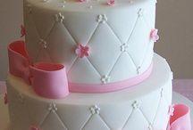bolos batizado