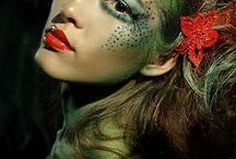 Halloween Make-up & Costumes / by Linda Frahm