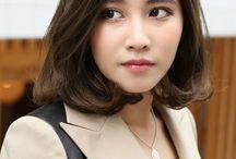 Тян / Cute girls, women's hairstyles