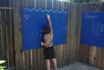 Backyard Fun / by Elissa Goodwin