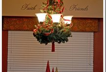 Decorating for the holidays....... / by Tracey Stokes