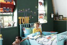 Kids shared room