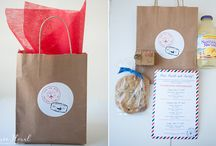 Welcome Gifts - Soiree Floral