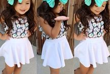 girl fashion kids
