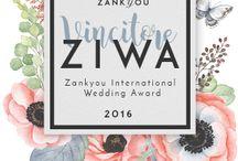 Vincitore ZIWA categoria fotografia per matrimoni