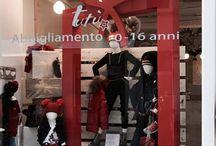 il Natale 2017 di Tutù Outlet Abbigliamento 0-16 / Moda Bimbi - Abbigliamento 0-16
