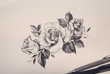 Tattoo iDEA voor My sister Roos