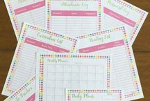 homeschool planners