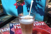 Momentje koffie / Mooi plaatje
