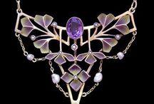 Plique-a-jour Jewellery