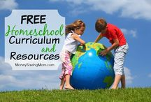 Homeschool Curriculum / Curriculum and tools for use in your homeschool.