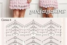 Crochets Robes